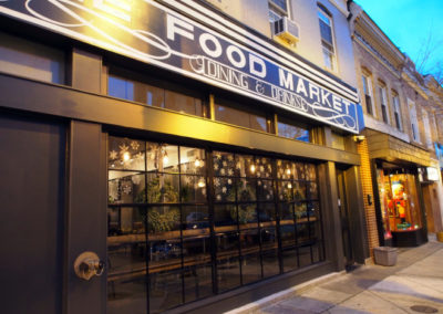 The Food Market –  Baltimore, MD