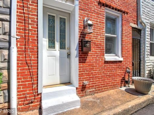 Portugal Mews – Fells Point, Baltimore, MD